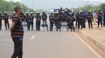 Ataque terrorista contra el Ejército maliense