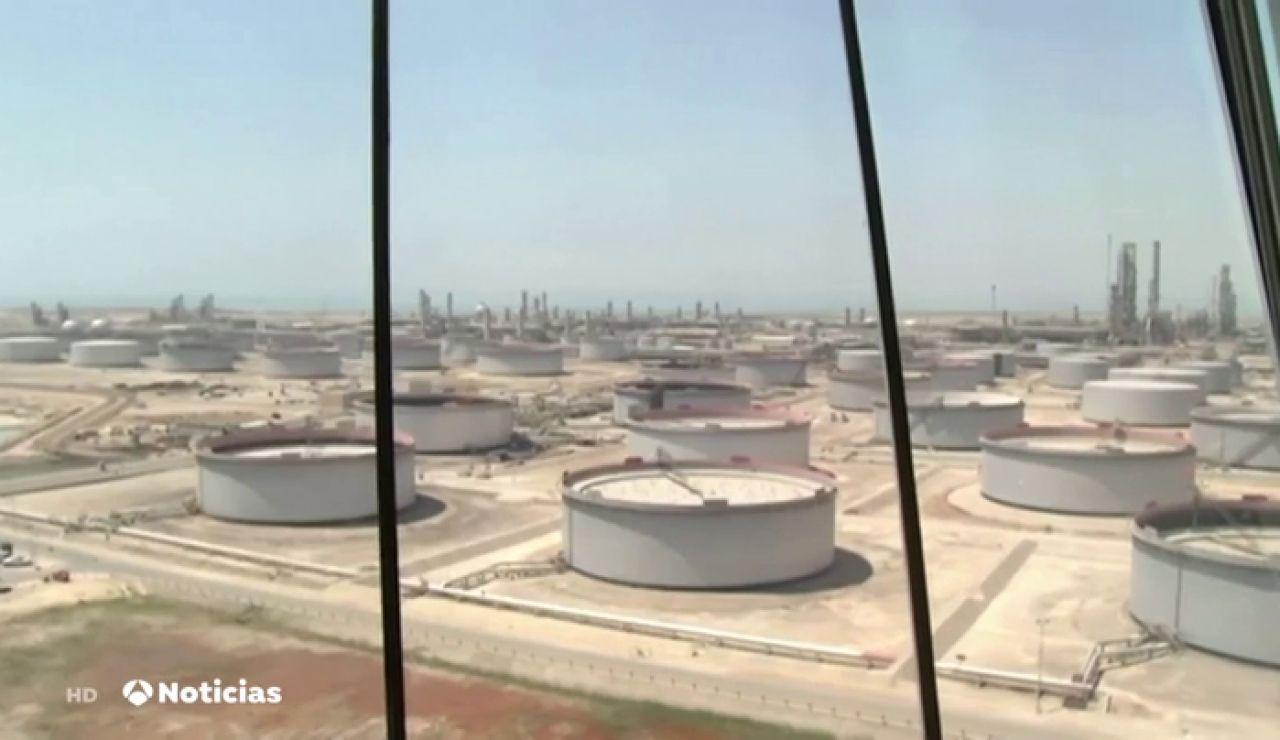 La mayor compañía petrolera, Aramco, anuncia su salida a bolsa