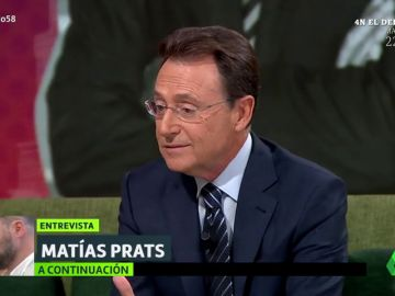 """Matías Prats se sincera sobre el día que pensó que su carrera acabaría: """"Lo pasé bastante mal"""""""