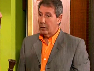 Nicolás Dueñas en 'Aquí no hay quien viva'