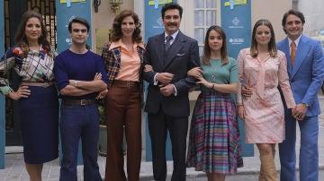 Los protagonistas de 'Amar es para siempre' presentan la octava temporada