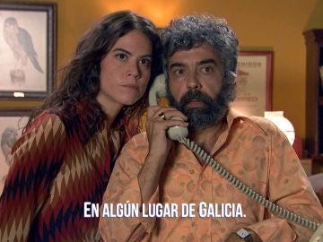 Curtis y Jose reciben una llamada desesperada