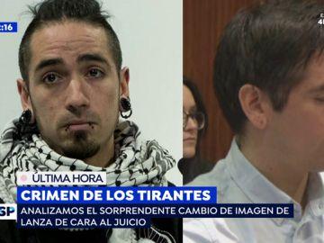 El cambio de imagen de Rodrigo Lanza.