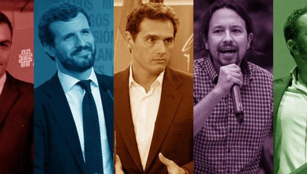 Elecciones generales 2019: Debate electoral