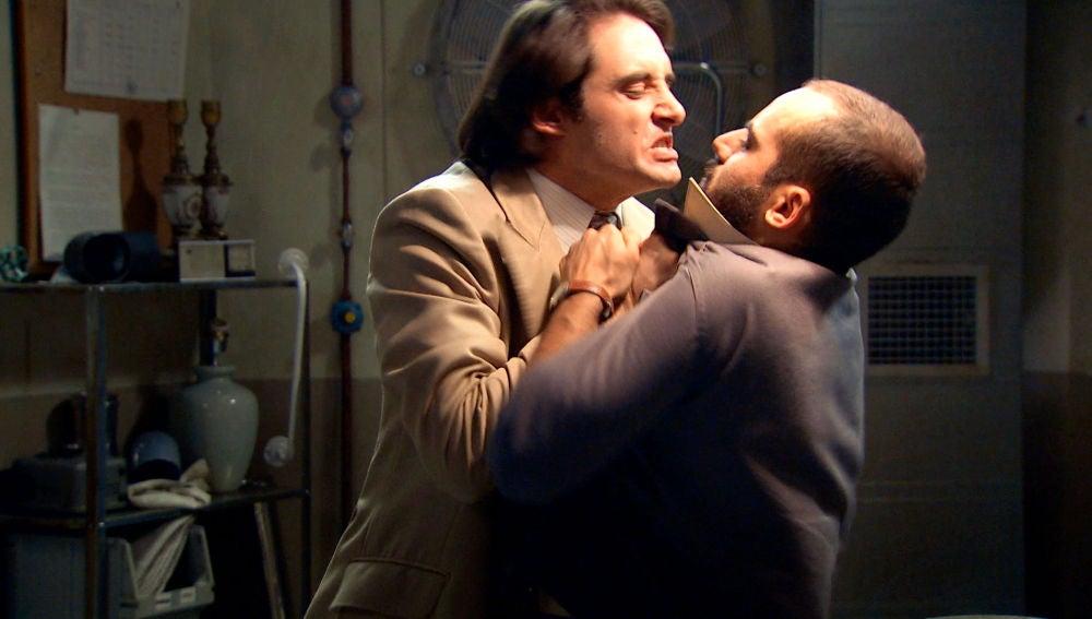 La macabra intención de Luis que deja a Jacobo fuera de juego