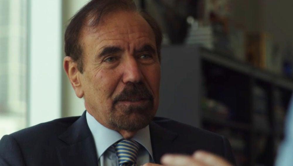Jorge Pérez en el documental 'Mr. Trump, disculpe las molestias'