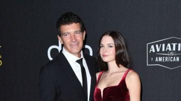 Antonio Banderas junto a su hija, Stella del Carmen