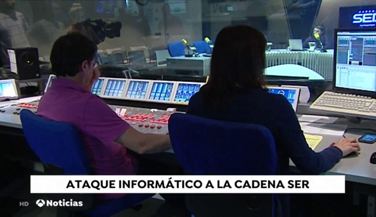 Cadena Ser y otras empresas estratégicas españolas sufren un ciberataque