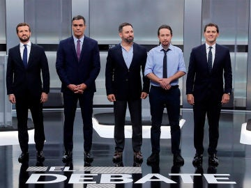 4N: El Debate en Atresmedia