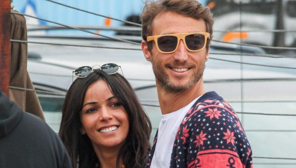 Raquel del Rosario y Pedro Castro