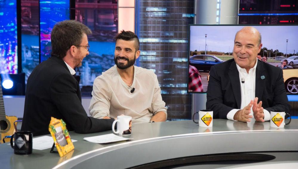 """La confesión de Antonio Resines sobre su dinero en 'El Hormiguero 3.0': """"Yo ya me arruiné"""""""