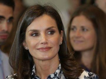 La reina Letizia en el décimo aniversario de la Fundación Princesa de Girona