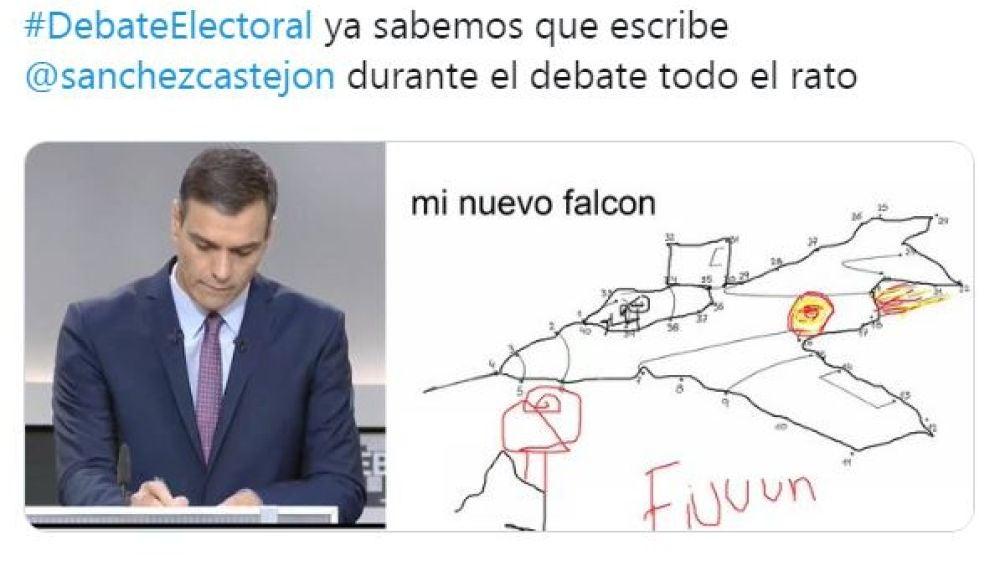 Memes del debate electoral