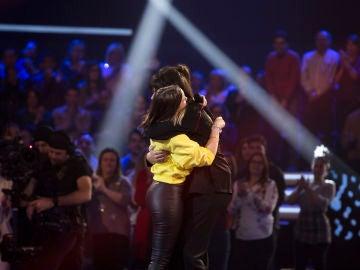 Vanesa Martín y Pastora Soler salvan a Laura Valle en las Batallas de 'La Voz Kids'