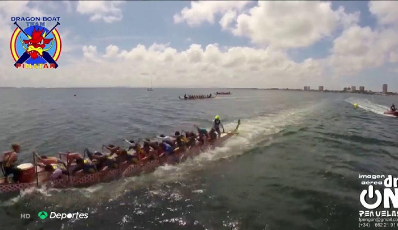 tragedia mar menor deporte