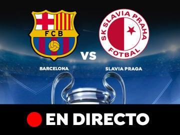 Barcelona - Slavia de Praga: Resultado y goles del partido de hoy, en directo | Champions League