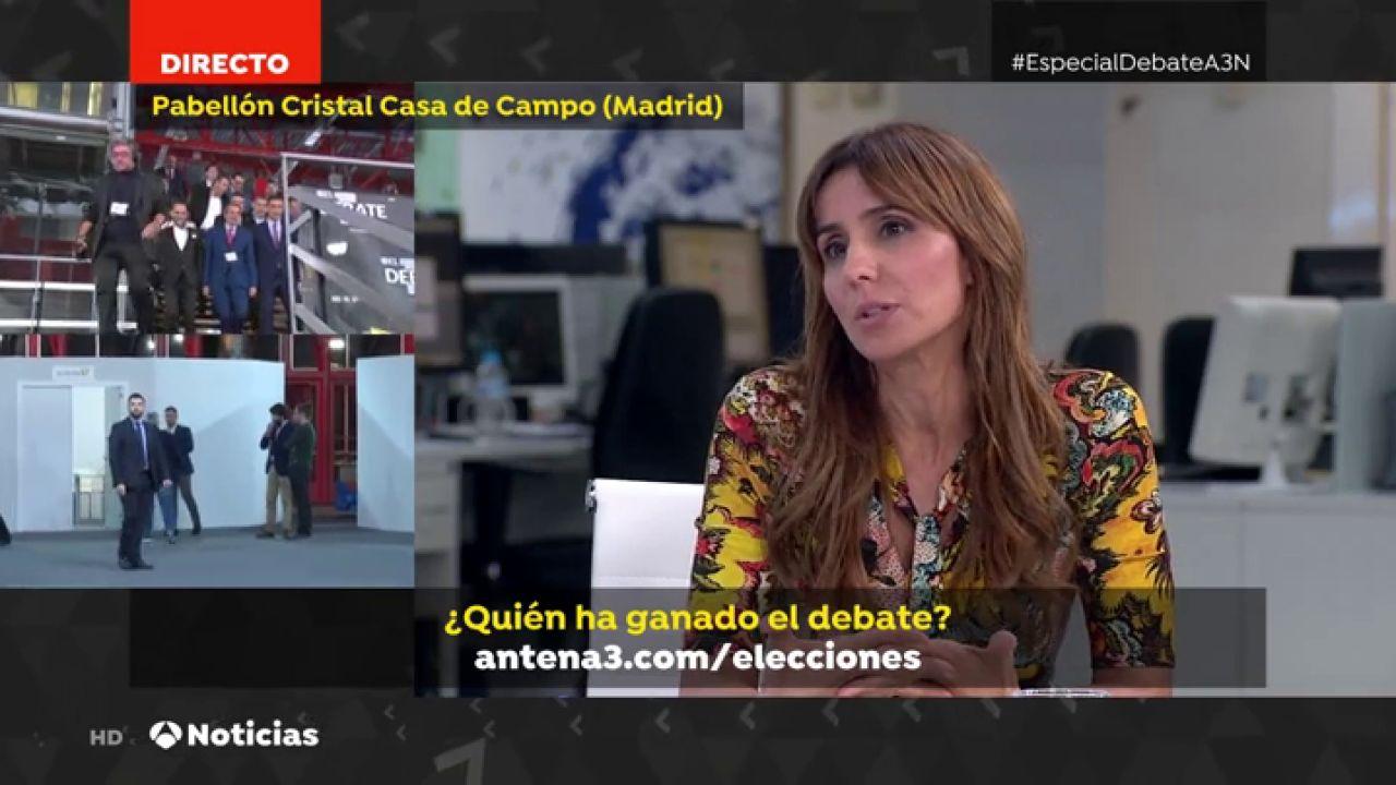 """Carmen Morodo: """"El Debate Lo Ha Perdido Rivera Y Lo Ha"""