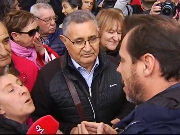 Vecinos critican al alcalde de Valladolid por limpiar las calles solo cuando viene Pedro Sánchez