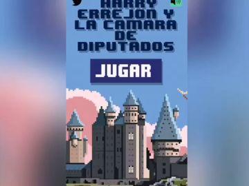 Más País lanza un videojuego en la recta final de la campaña: 'Harry Errejón y la Cámara de Diputados'