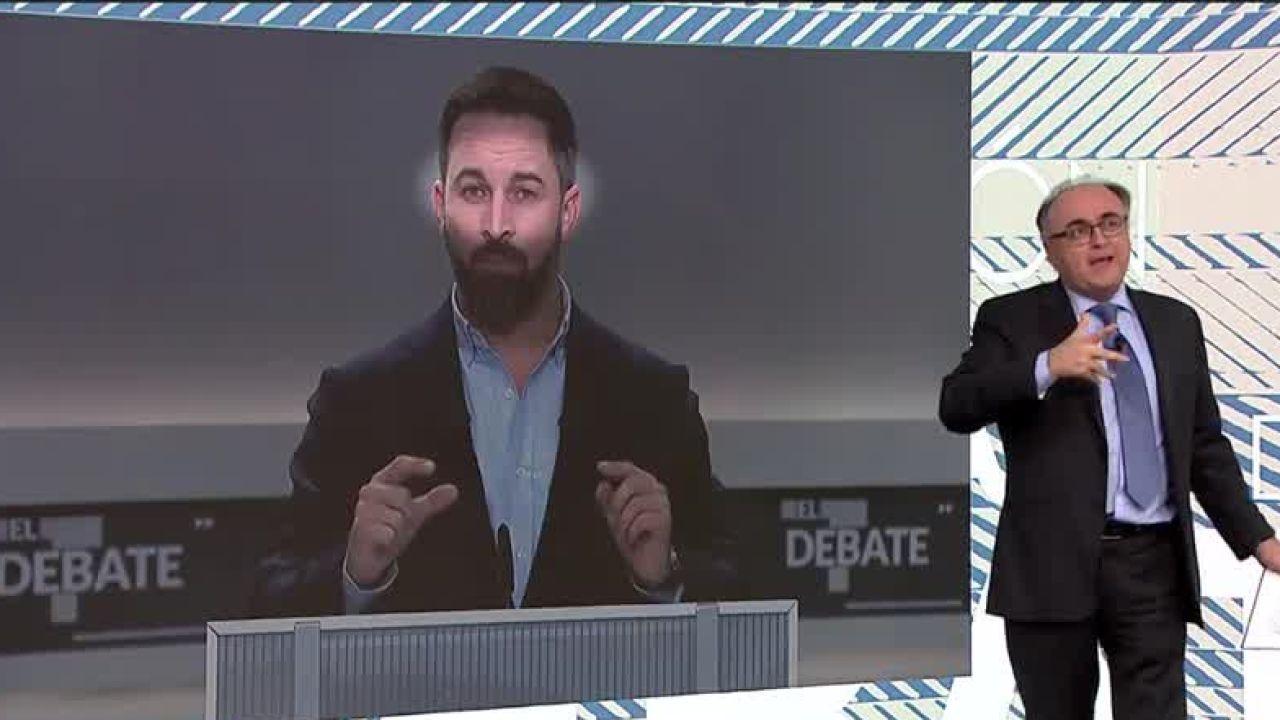 Analizamos Los Gestos De Los Candidatos En El Debate Electoral