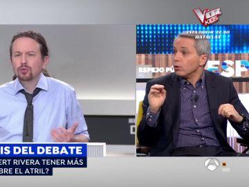 Análisis del debate.