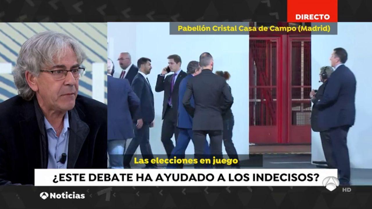"""Toni Bolaño: """"El Gran Titular De Hoy Es La Bronca Entre La"""