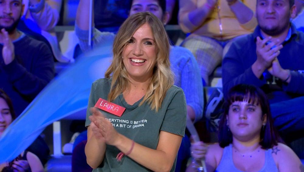 Laura, la concursante que se ha hecho con todo en 'La ruleta de la suerte'