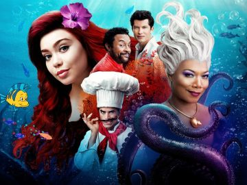 El reparto de 'The Little Mermaid! Live'