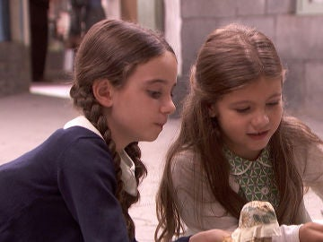 'El secreto de Puente Viejo': Belén y Camelia, se convierten en mejores amigas