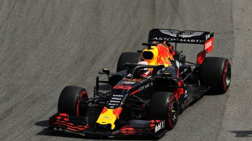 Verstappen se lleva el GP de Brasil