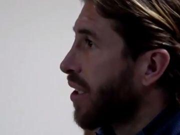 Sergio Ramos desvela qué le regaló a su abuela con su primer sueldo