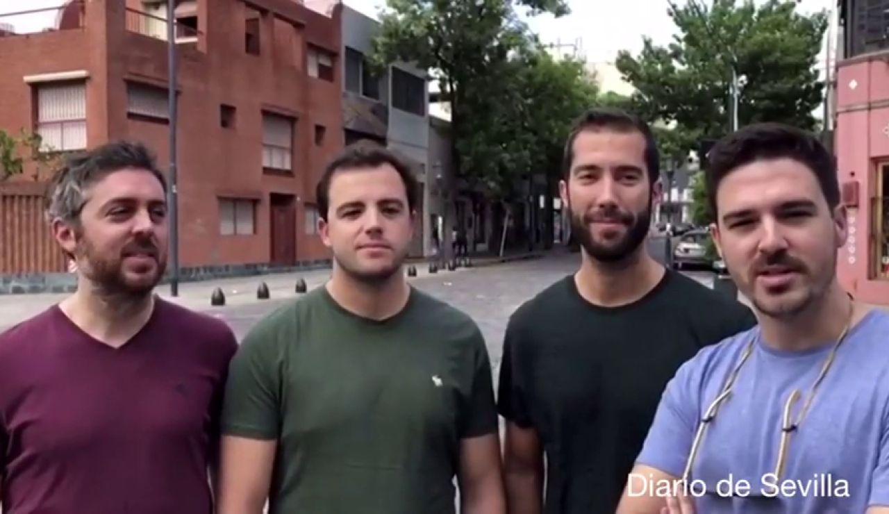 REEMPLAZO: Cuatro médicos residentes salvan la vida a una joven en pleno vuelo a Buenos Aires