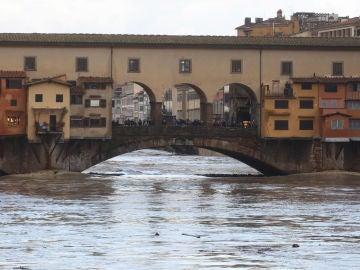 Inundaciones en Florencia