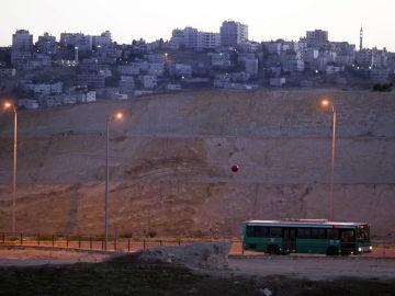 Asentamiento en Cisjordania