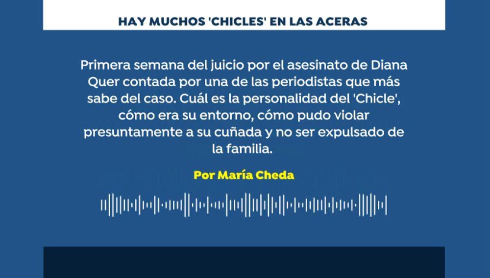 Podcast María Cheda