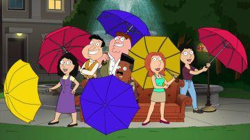 'Padre de Familia' se inspira en 'Friends' para contar la historia de Peter y Lois