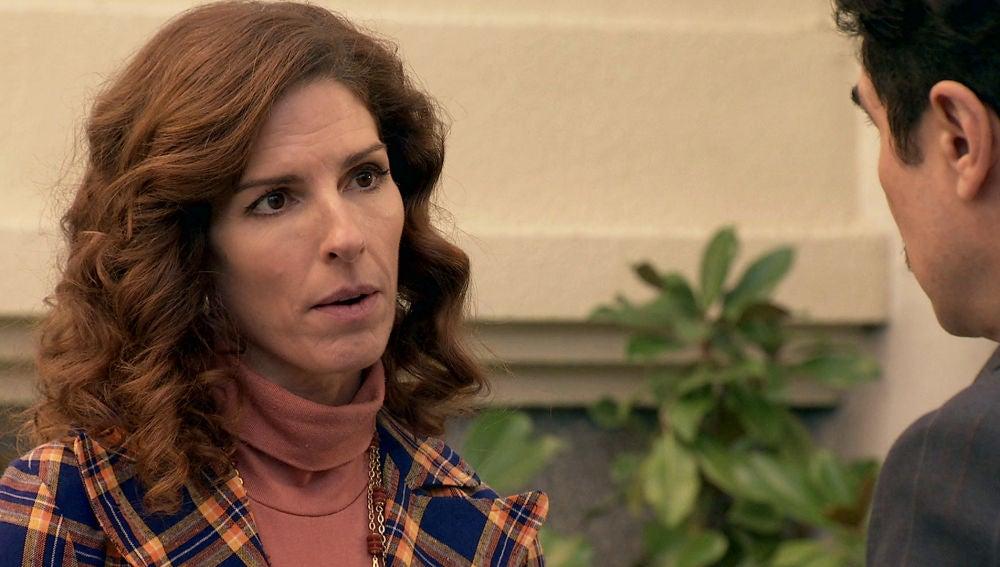 Julia confiesa a Armando la trágica noticia que rompe a Guillermo
