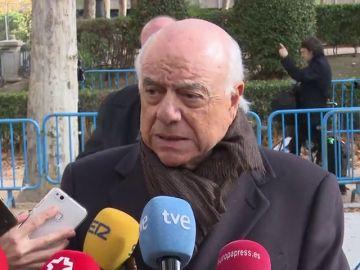 """Francisco González, expresidente del BBVA: """"se demostrará que los directivos trabajamos siempre de una manera ejemplar"""""""