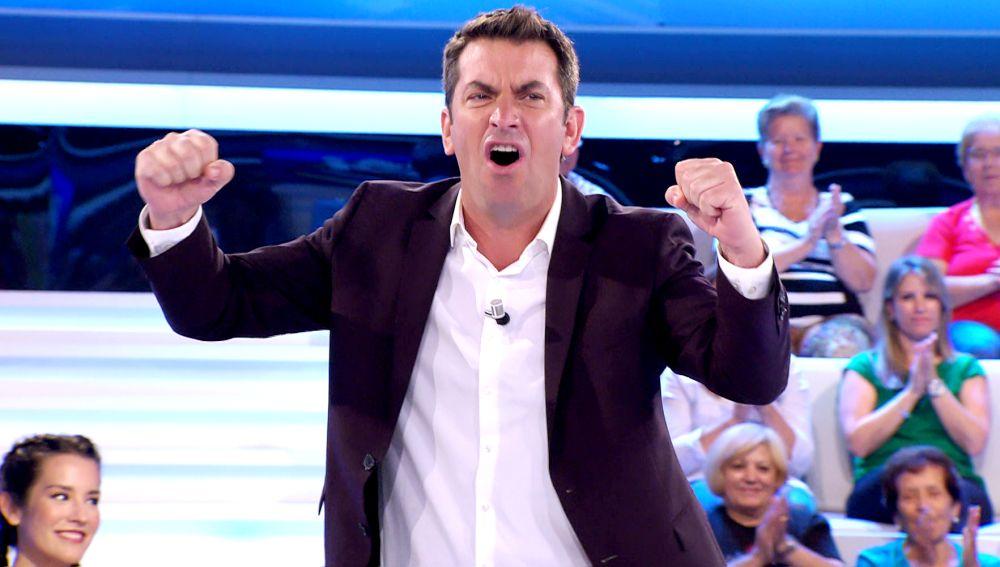 El aplaudido alegato de Arturo Valls: reivindica la ortografía y el escribir bien en '¡Ahora caigo!'