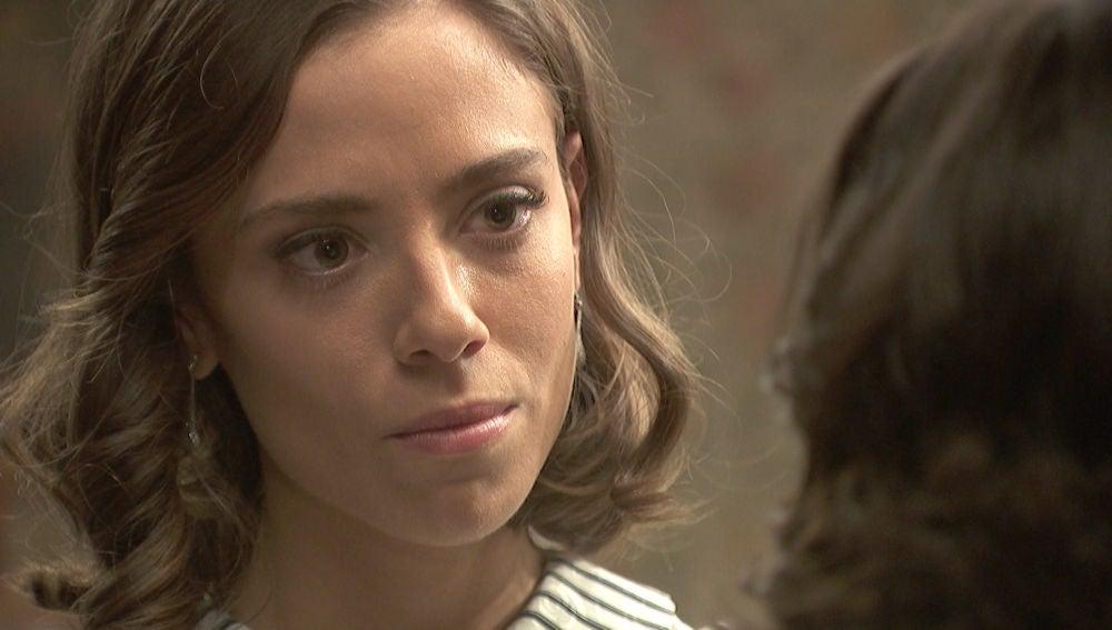 'El secreto de Puente Viejo': Rosa y Marta hacen las paces con una promesa por cumplir