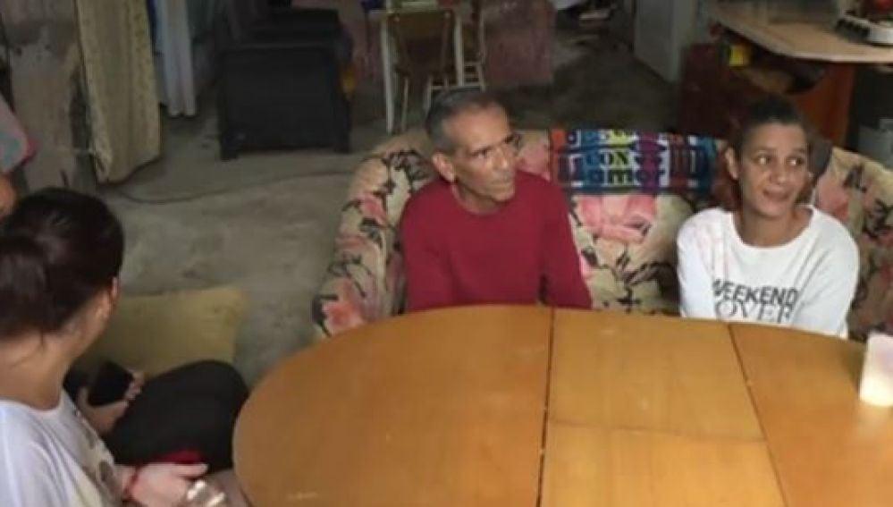 Una familia de diez miembros que okupó una casa en Tenerife se enfrenta al desahucio