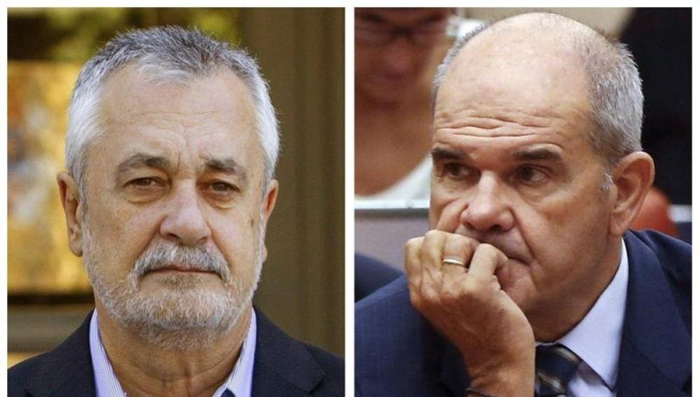 Noticias 1 Antena 3 (19-11-19) Sentencia de los ERE: Griñán y Chaves, condenados