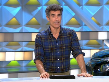 La divertida curiosidad sobre Carolina Durante que Jorge Fernández explica en 'La ruleta de la suerte'