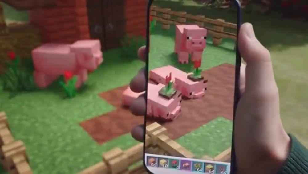 Realidad aumentada: Minecraft Earth ya disponible en pruebas en algunos países