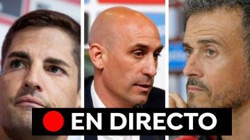 Nuevo seleccionador de España: Última hora de la Selección Española, en directo