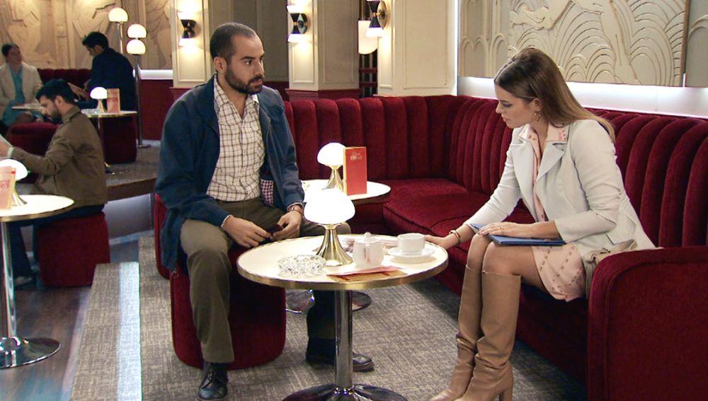 Avance 'Amar es para siempre': Lourdes descubre una nueva mentira sobre Jacobo