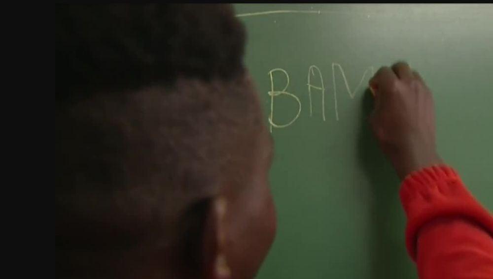 Solidaridad con Bamba, un marfileño tutelado