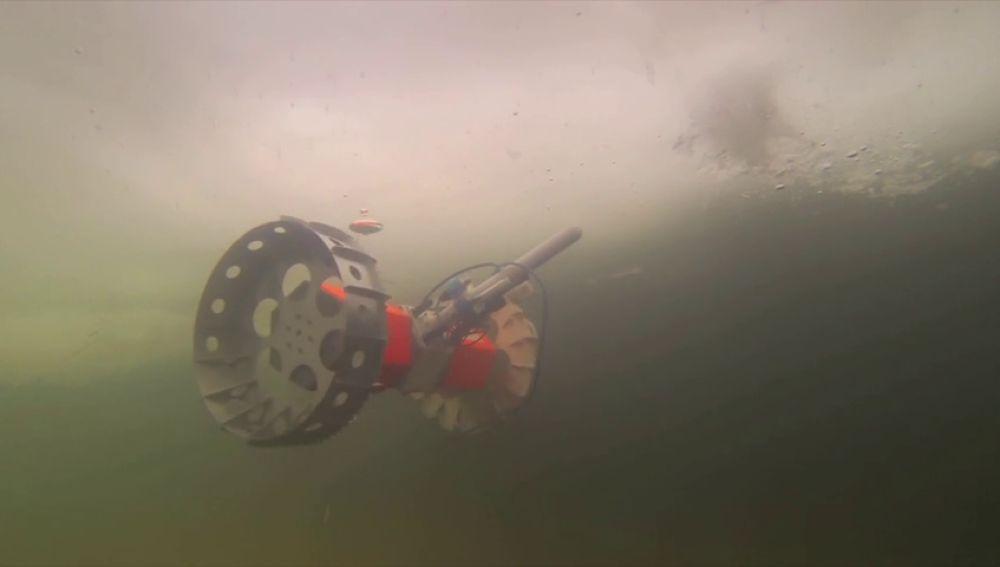El robot que la NASA usará para buscar vida extraterrestre