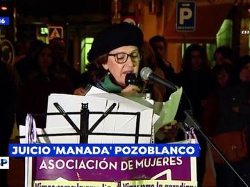 Juicio de 'La Manada' de Pozoblanco