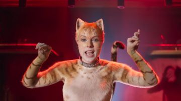 Taylor Swift en el tráiler de 'Cats'